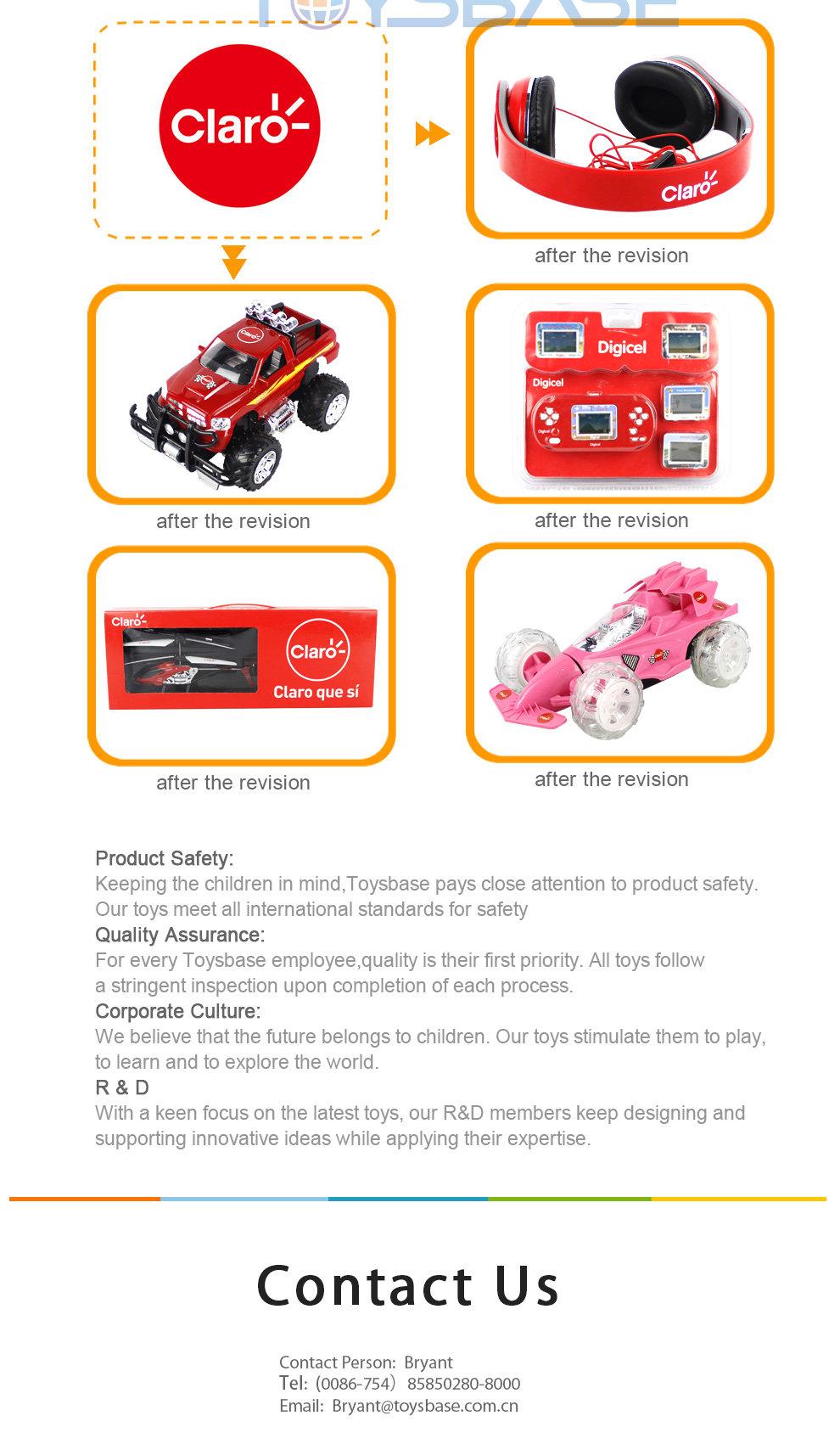 OEM Service - Shantou Chenghai Toysbase Factory
