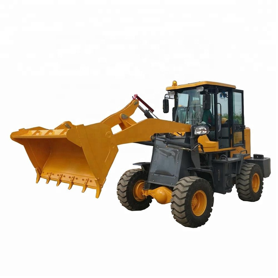 Mini chinese rc articulated front wheel loader for sale