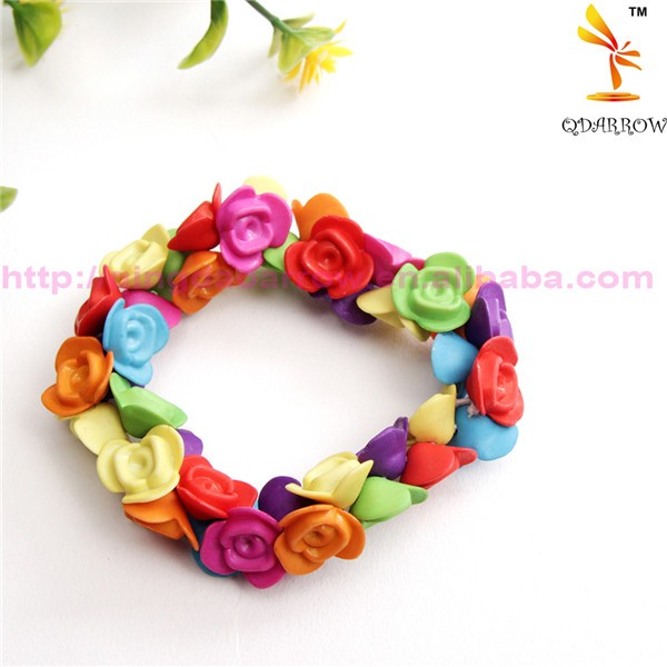 Fashion Girls Bracelets Flower Women Bracelet