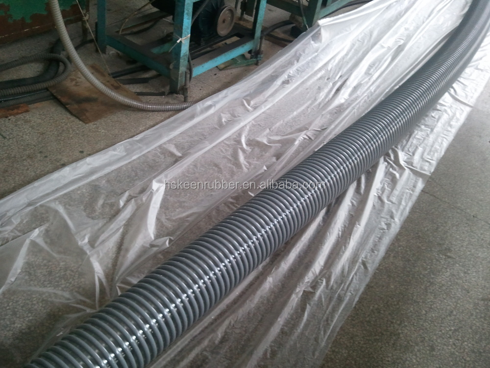 Non Kink Corrugated Pvc Water Garden Pond Hose And Tubing