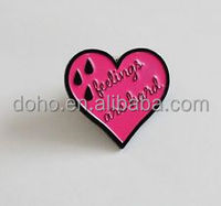 Factory custom made metal Badges high quality metal lapel pin cheap new style button badge maker for gifts