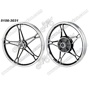 Motorcycle aluminum alloy wheels rims Front or Rear for GN125