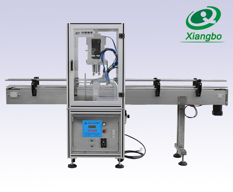Stable Automatic Plastic Bottles Capping Machine