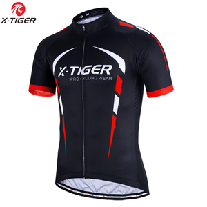 X-TIGER Breathable Pro Cycling Jersey Summer MTB Bike Wear Clothes Bicycle Clothing Ropa Maillot Ciclismo Cycling Clothing