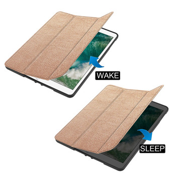 Ultra-thin Magnetic Protective Smart Cover for iPad 9.7 2017 2018