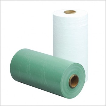 tensile membrane silage wrapping lldpe polythene silage foil for sale