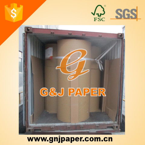 Offset Printing Paper Mother Jumbo Roll Mills in China