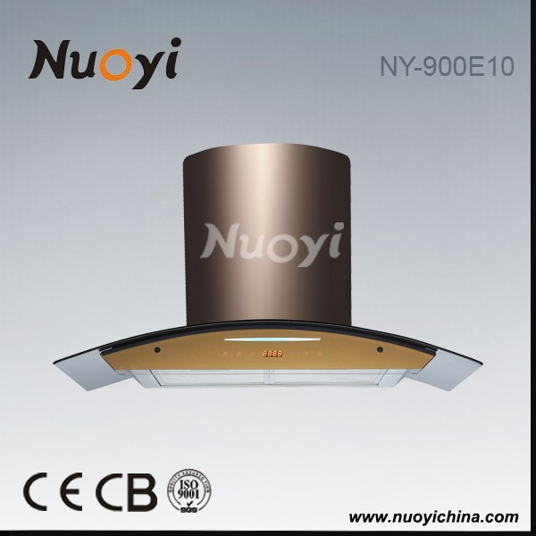2014 hot selling with electric motor for cooker hood/fiberglass chimney