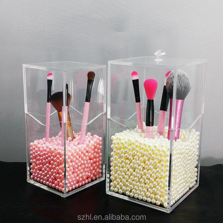 acrylic makeup brushes holder acrylic makeup brushes holder suppliers and at alibabacom