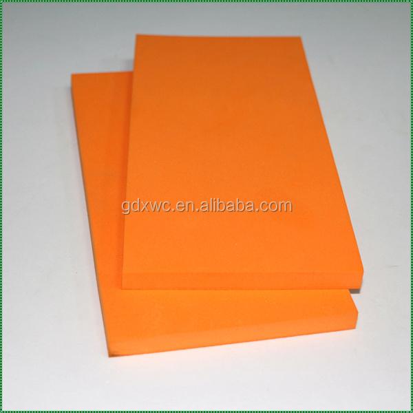 2016 naranja color de espuma de poliuretano hoja malasia for Espuma de poliuretano precio