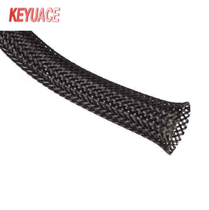 KY - PET Expandable Electric Wire Braided Sleeving