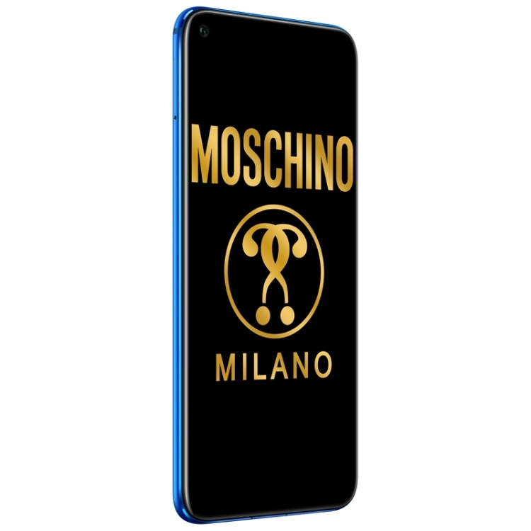 Original Huawei Honor <strong>V20</strong> MOSCHINO 8GB 256GB Dual AI Back Cameras Fingerprint Id 6.4 inch Full Screen 4G NFC smart <strong>phone</strong>