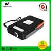 3.7V/4000mAh portable durable mobile phone charger solar power bank with 0.5A/1.0A two fast charging port