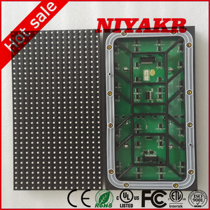 10mm HD stable quality outdoor ph16 led display module wit XX outdoor module