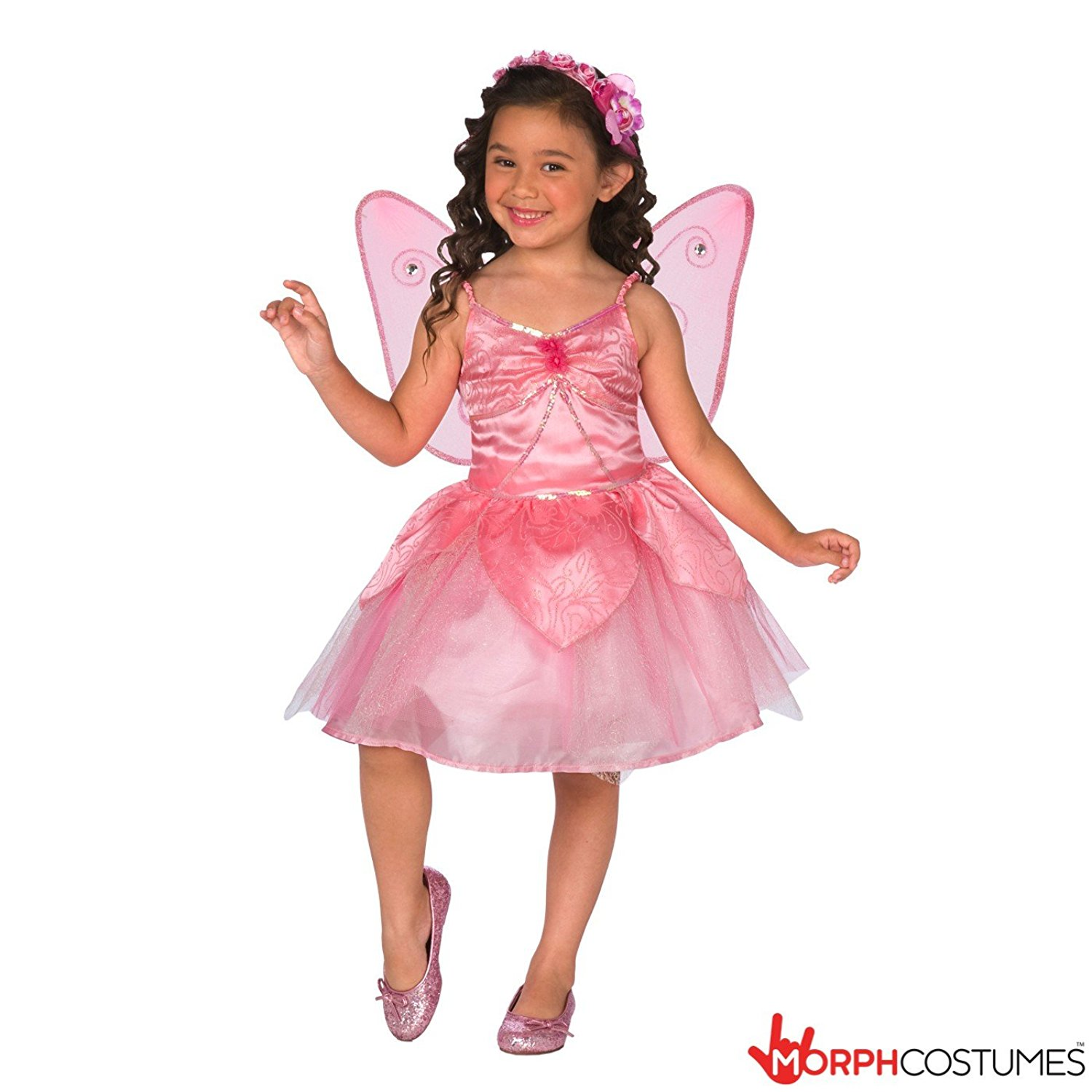 Get Quotations · Girls Pink Fairy Story Book Princess Fairy Costume  sc 1 st  Alibaba & Cheap Fairy Princess Costume Kids find Fairy Princess Costume Kids ...