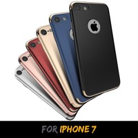 For iPhone 7 Case, Luxury Electroplating PC Case for iPhone 7 plus case