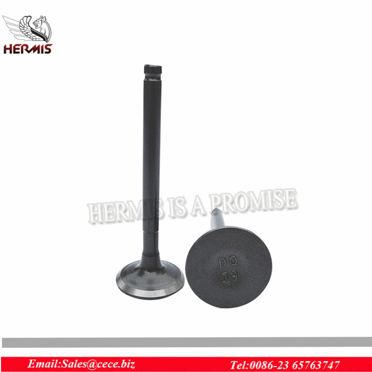 GY6 50cc intake and exhaust valve Motorcycle valve
