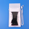 2016 new waterproof mobile phone pouch for iphone 6 plus, pvc waterproof pouch for swimming