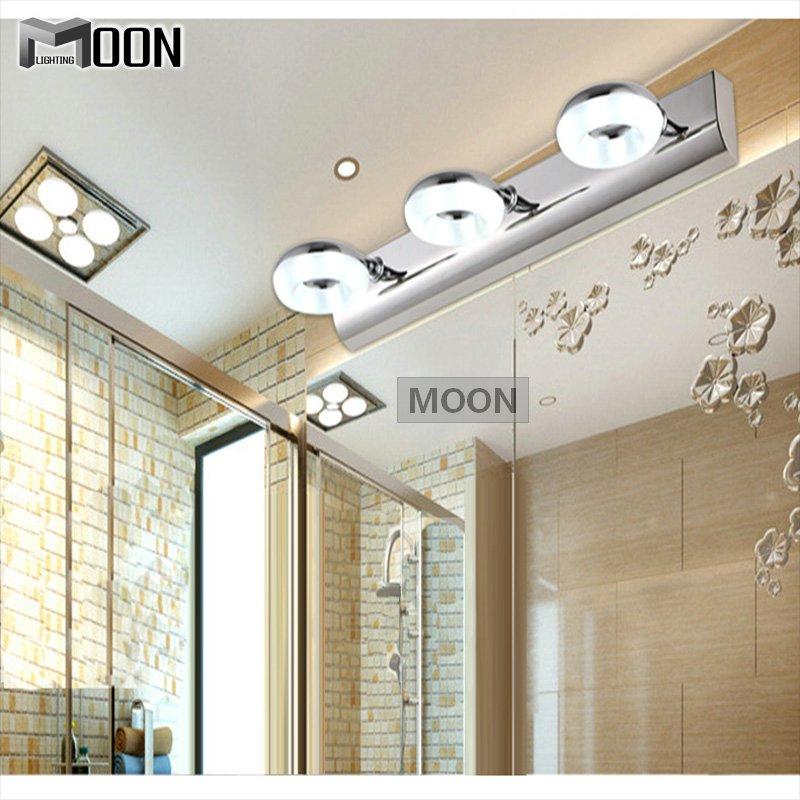 led mur luminaire salle de bains lumi re miroir moderne. Black Bedroom Furniture Sets. Home Design Ideas