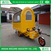 2017 Hot sale motorcycle food cart
