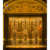 Luxury Gold Custom Opera House stainless Steel Decorative Door Frame