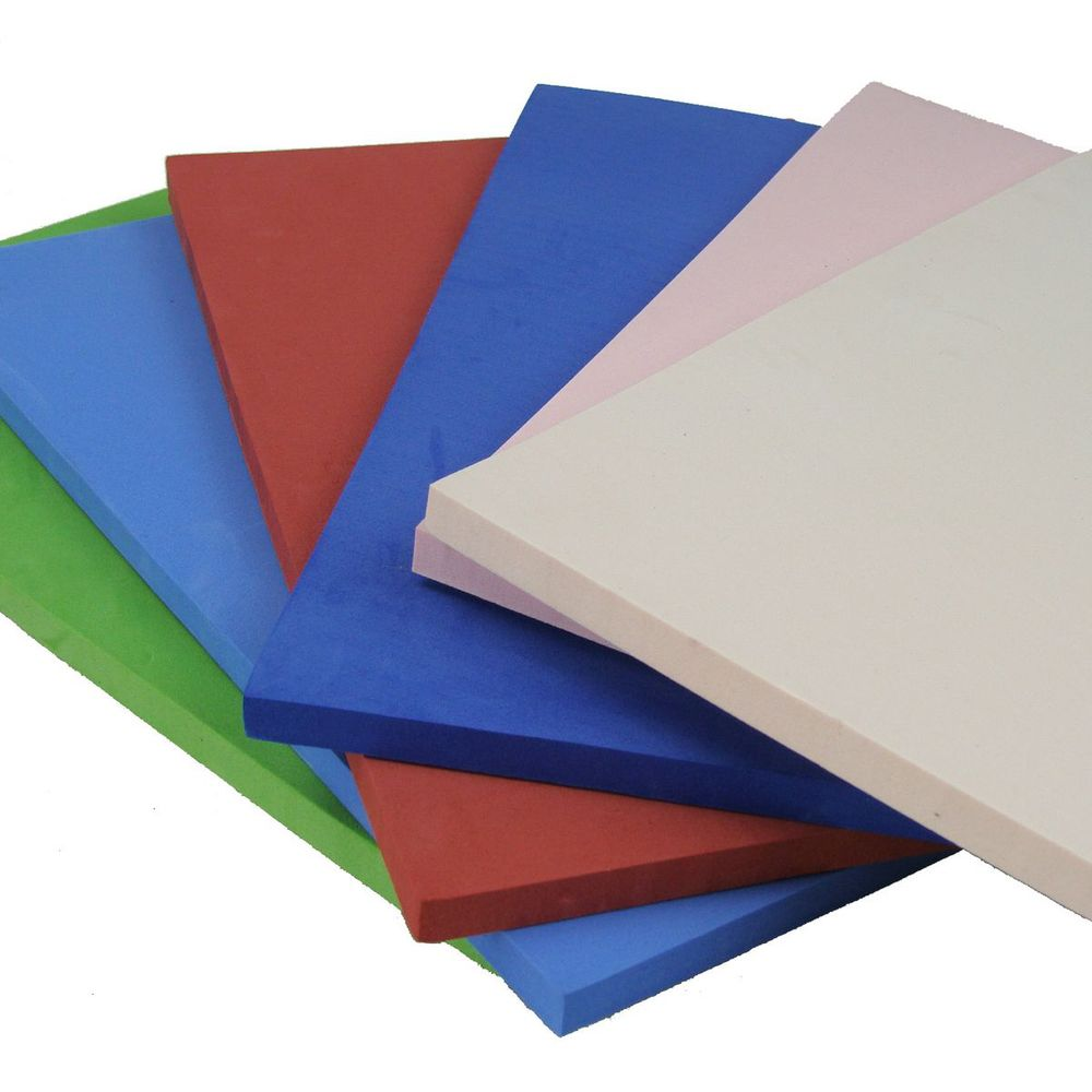 High density EVA Foam sheet for beach tennis racket material