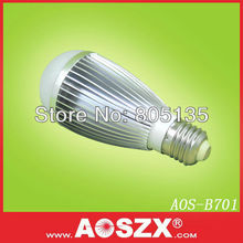 Since 2008 AOSZX 770LM E27 LED Bulb 7W 36V LED Light