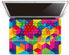 WOW~COLORFUL,high quality laptop skin protector for macbook pro retina