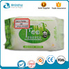 Cheap Baby Soft Wet Wipes Customized OEM Wet Tissue