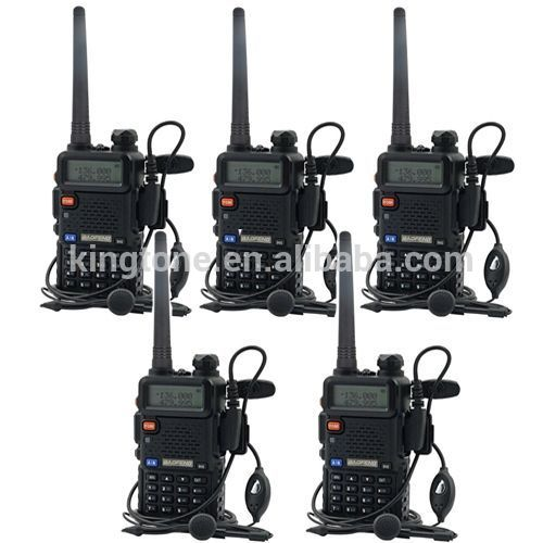 Best Selling UV5R High Power Two Way Radio Walkie Talkie Baofeng UV-5R 8W