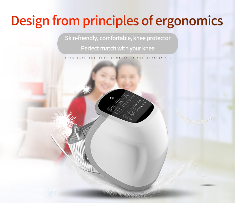 Household Knee Care Laser Massager physical therapy with CE and CFDA Certification