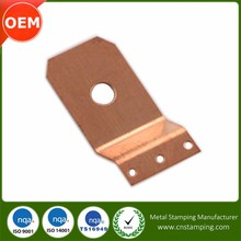 OEM Electronic Product Customized Stamping Cpper Contact