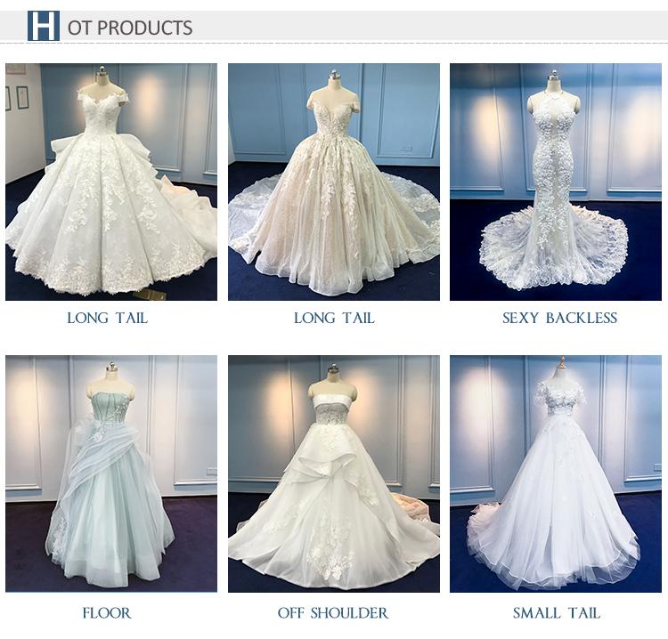 Flower girl princess wedding dress for 3 year-old girls