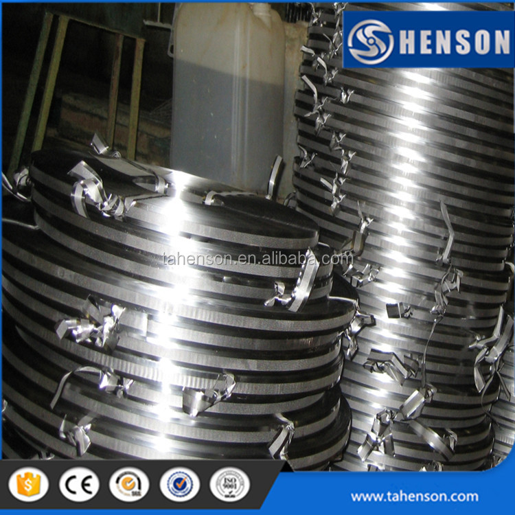 cold rolled high carbon steel strip/65mn spring steel strip/hardened and tempered