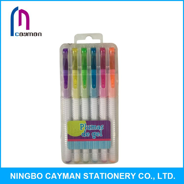 New style simple waterproof ink pen