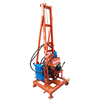 top drive head portable water well drilling rig
