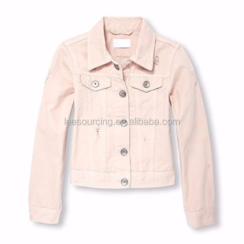 Wholesale Denim Jacket For Kids Girl Buy Wholesale Denim Jacket