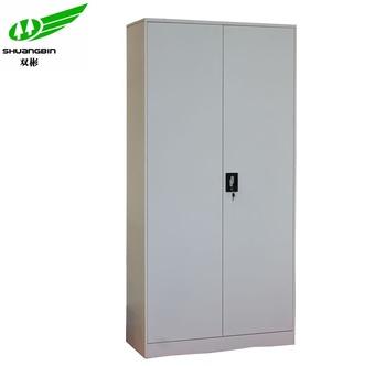 High Quality Steel 2 Door Filing Cabinet
