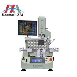2017 BGA Rework Station ZM R6200 Automatic Motherboard Repair Machine for Chip Level Repair for Phone 6 Galaxy S4 Motherboard