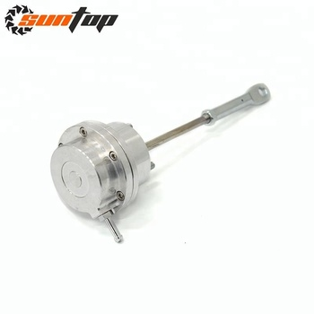 GTP38 Turbo racing turbocharger components parts Billet Wastegate Actuator  for sale, View turbocharger replacement parts, SUN TOP Product Details from