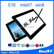 11.6 inch Bben Tablet electromagnetic 1366*768 IPS screen Windows 8 tablet pc Intel Core 4G+256GB  HDMI Dual Camera BT Russian