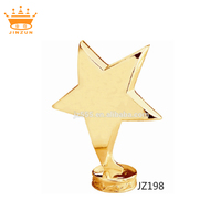 Star Trophy ,Metal Award Trophy,Custom Trophy