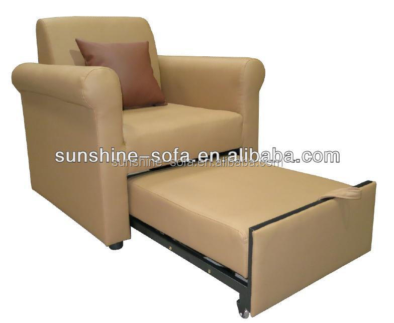 Single Leather Sofa Bed Designs Chair Furniture Product On Alibaba