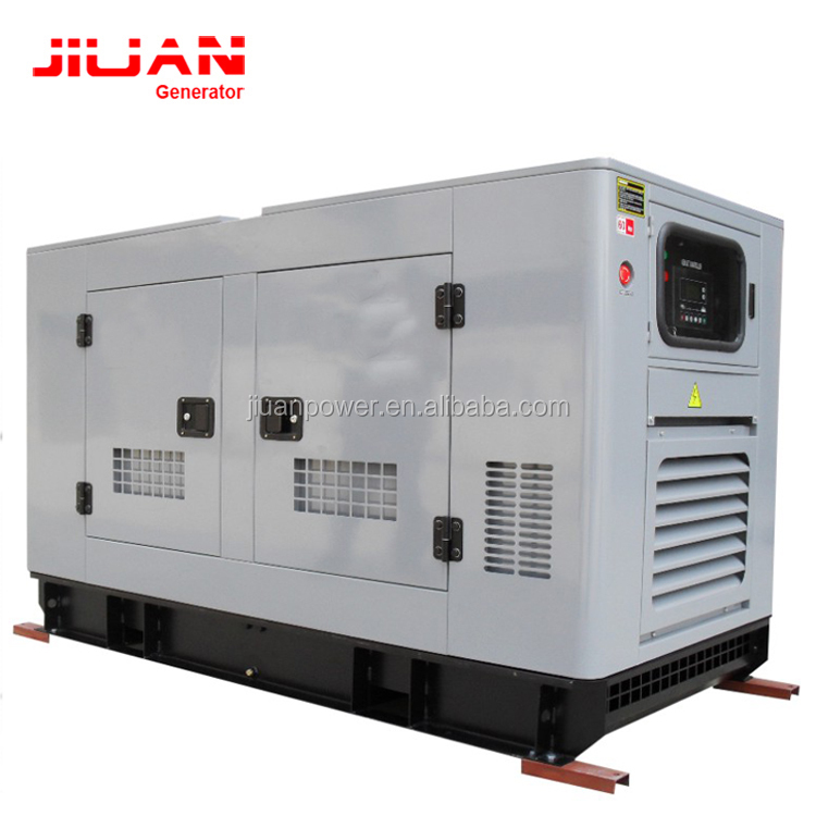 100kva guangzhou power silent electric factory price