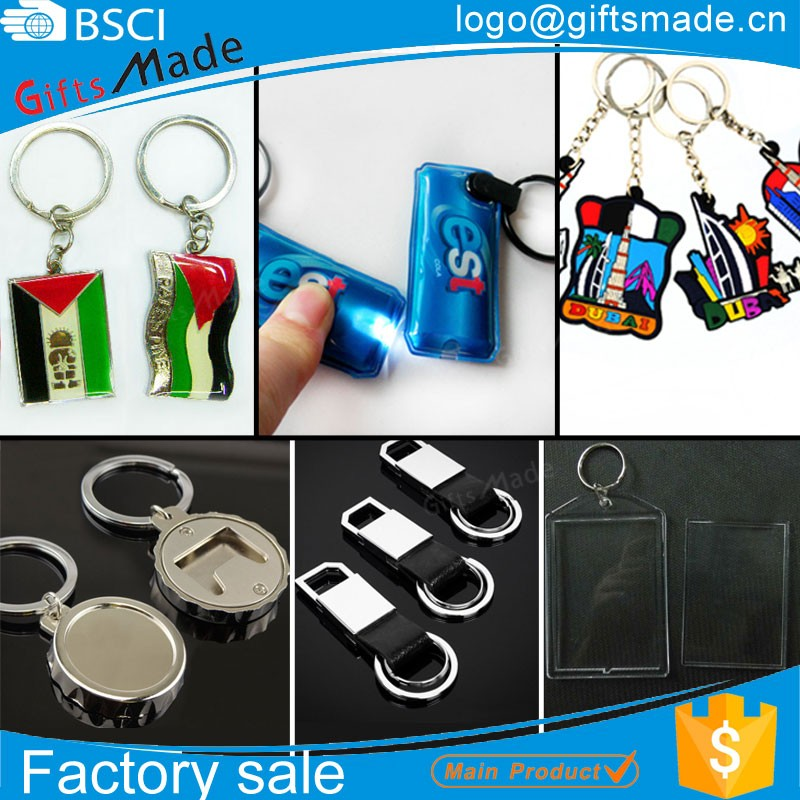 custom soft pvc rubber silicone promotional keychain,metal leather led bottle opener key ring flashlight,acrylic key chain