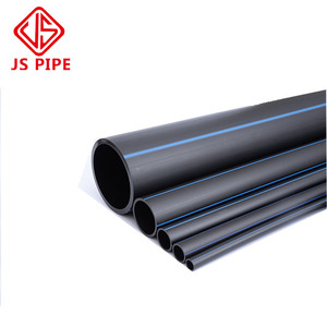 guarantee 50 years 250mm hdpe pipe pn 1.6mpa for agricultural irrigation