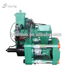 Good Sealed hvac square duct seam closing machine hot spinning and sale screw cap with long life