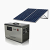 Anern portable industrial mini solar power generator for home