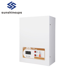 Overheat Protection AC Current Type and Single Phase Names Stabilizer