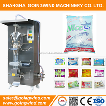 Automatic pure water sachet packing machine auto liquid bag filler machinery cheap price for sale